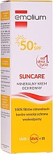 Kup Mineralny krem ochronny od 1. dnia życia SPF 50+ - Emolium Suncare Cream Mineral SPF 50+