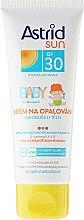 Kup Krem do opalania dla niemowląt i małych dzieci SPF 30 - Astrid Sun Baby Cream