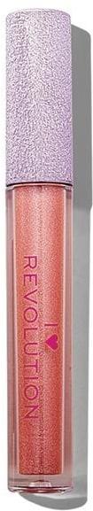 Metaliczny błyszczyk do ust - I Heart Revolution Metallic Unicorn Lips — фото N1
