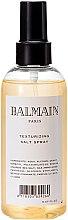 Kup Teksturujący sól w sprayu do włosów - Balmain Paris Hair Couture Texturizing Salt Spray