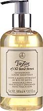 Kup PRZECENA! Mydło w płynie do rąk Drzewo sandałowe - Taylor Of Old Bond Street Sandalwood Hand Wash*