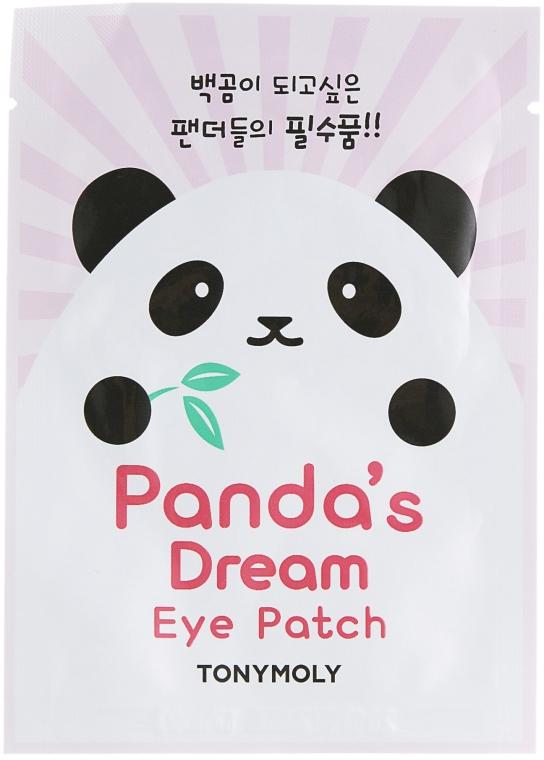 Płatki na skórę wokół oczu - Tony Moly Pandas Dream Eye Patch — фото N1