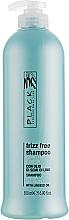 Kup Szampon z dozownikiem do prostowania włosów niesfornych i kręconych - Black Professional Line
