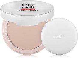Kup Matujący puder w kompakcie - Pupa Like A Doll Compact Powder SPF 15