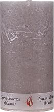 Kup Świeca zapachowa, brązowy walec, 15 cm - Ringa Special Collection Candle