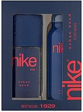 Kup Zestaw dla mężczyzn - Nike Men Urban Wood (deo 200 ml + deo/spray 75 ml)