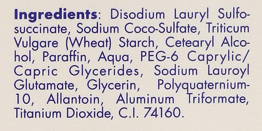 Bezalkaiczna kostka bezzapachowa do mycia - Eubos Med Basic Skin Care Solid Washing Bar — фото N4