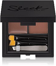 Kup Zestaw do brwi - Sleek MakeUP Brow Kit