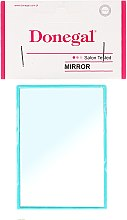 Lusterko prostokątne, 9595, niebieskie - Donegal Mirror — фото N1