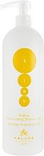 Kup Nawilżający żel pod prysznic Mandarynka - Kallos Cosmetics KJMN Moisturizing Shower Gel