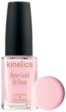 Kup Utwardzacz do paznokci - Kinetics Rose Gold Hardener