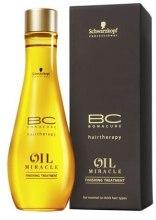 Kup Olejek pielęgnacyjny do włosów normalnych i grubych - Schwarzkopf Professional BC Bonacure Oil Miracle Finishing Treatment