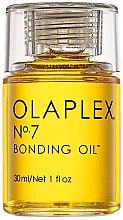 Kup Silnie skoncentrowany bardzo lekki wygładzający olejek do włosów - Olaplex №7 Bonding Oil