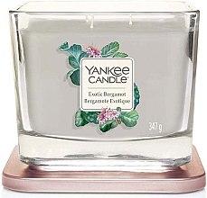 Kup Świeca zapachowa w szkle - Yankee Candle Elevation Exotic Bergamot