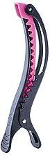 Kup Zaciski do włosów, czarno-różowe - Dajuja Penguin Clip Black-Pink
