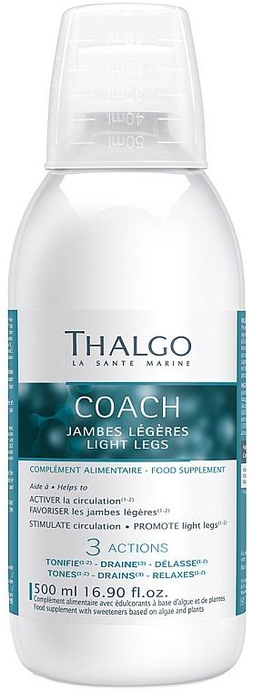 Suplement diety nadający nogom lekkość - Thalgo Coach Light Legs — фото N1