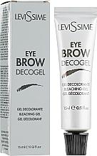 Kup Rozjaśniający żel do brwi - LeviSsime Eye Brow Decogel