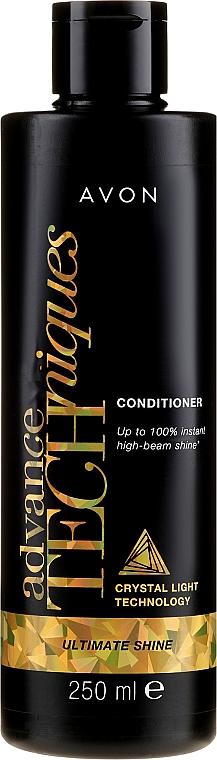 Nabłyszczająca odżywka do włosów - Avon Advance Techniques Ultimate Shine Conditioner — фото N1