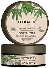 Kup Masło do ciała z organiczną konopią - Ecolatier Organic Cannabis Body Butter