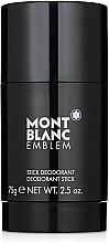 Kup Montblanc Emblem - Perfumowany dezodorant w sztyfcie