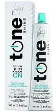Kup PRZECENA! Tonujący kwaśny krem koloryzujący - Vitality's Tone Shine Swich Your Color On Acid pH Tone On Tone Colour Cream-Gel *