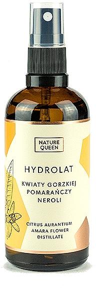 Hydrolat z gorzkiej pomarańczy - Nature Queen