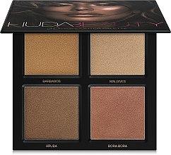 Kup Paleta rozświetlaczy - Huda Beauty 3D Highlighter Palette