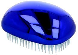 Kup Szczotka do włosów, kobaltowo-szara - Twish Spiky 3 Hair Brush Shining Blue