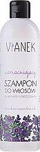 Kup Wzmacniający szampon do włosów - Vianek Seria fioletowa kojąca