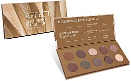 Kup Paletka prasowanych cieni do brwi - Affect Cosmetics Color Brow Collection