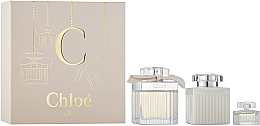 Kup Zestaw prezentowy - Chloé Eau de Parfum (edp 75 ml + b/lot 100 ml + edp 5 ml)