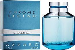 Kup PRZECENA! Azzaro Chrome Legend - Woda toaletowa *