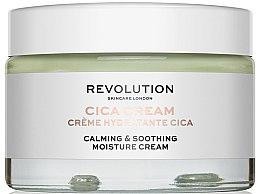 Kup Krem nawilżająco-łagodzący do twarzy - Revolution Skincare Cica Calming & Soothing Moisture Cream