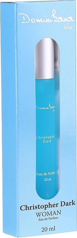 Christopher Dark Dominikana Blue - Woda perfumowana (mini)