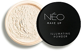 Kup Rozświetlający puder sypki do twarzy - NEO Make Up Illuminating Powder