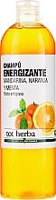 Kup Szampon energetyzujący Mandarynka i pomarańcza - Tot Herba Tangerine & Orange Energizing Shampoo