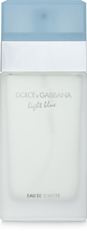 Dolce & Gabbana Light Blue - Woda toaletowa (tester z nakrętką)