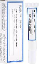 Kup Krem pod oczy z kwasem hialuronowym - Beaute Mediterranea High Tech Hyaluronic Eye Contour Cream