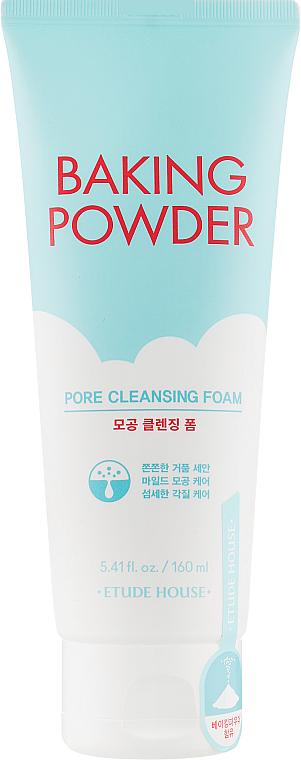 Pianka do mycia twarzy głęboko oczyszczająca pory - Etude House Baking Powder Pore Cleansing Foam