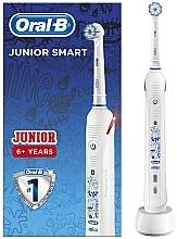 Kup Elektryczna szczoteczka do zębów dla dzieci od 6 lat - Oral-B Braun Junior Smart
