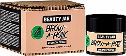 Kup Peeling brwi - Beauty Jar Brow-A-Holic Eyebrow Scrub