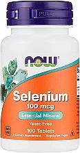 Kup Selen w tabletkach - Now Foods Selenium