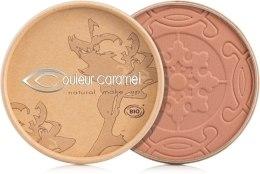 Puder brązujący - Couleur Caramel Compact Bronzer — фото N1