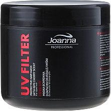 Kup Maska ochronna do włosów farbowanych o zapachu dojrzałej wiśni - Joanna Professional