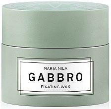Kup Wosk do stylizacji włosów, mocno utrwalający - Maria Nila Minerals Gabbro Fixating Wax