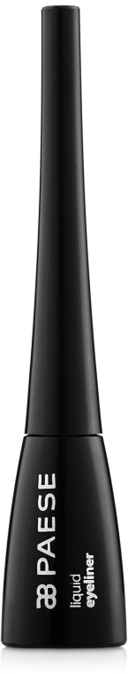 Eyeliner w płynie z cienkim pędzelkiem - Paese Liquid Eyeliner