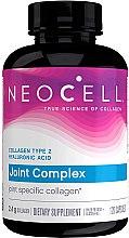 Kolagen typu 2 w kapsułkach na zdrowe stawy - NeoCell Collagen 2 Joint Complex — фото N1