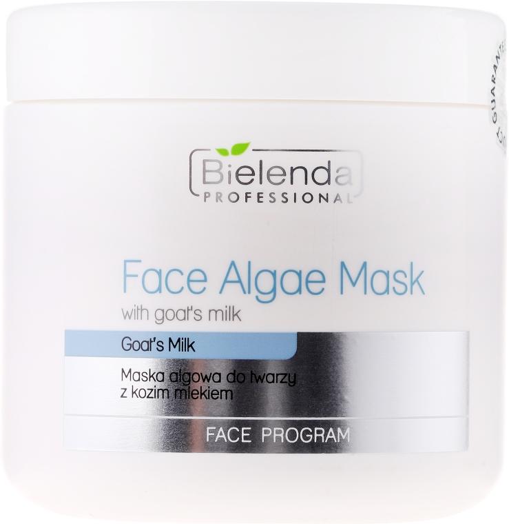 Maska algowa do twarzy z kozim mlekiem - Bielenda Professional Algae Face Mask