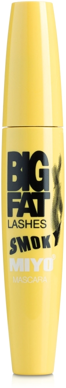 Tusz do rzęs - Miyo Big Fat Smoky Lashes