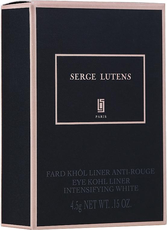 Eyeliner do oczu - Serge Lutens Fard Khol Eyeliner — фото N2